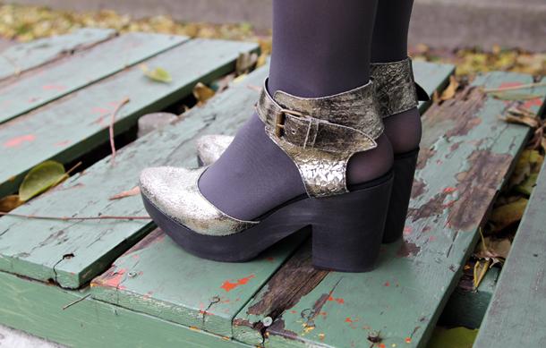 Toronto Fashon Week Style Free People Shoes