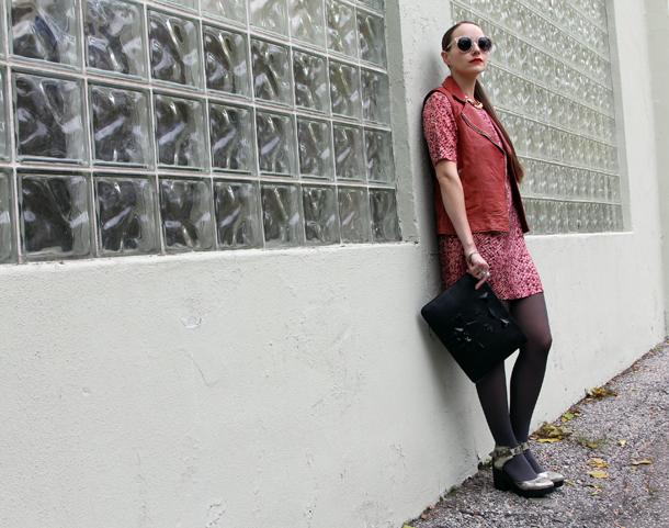 Toronto Fashon Week Style Soia & Kyo, Ela, Free People, Vintage