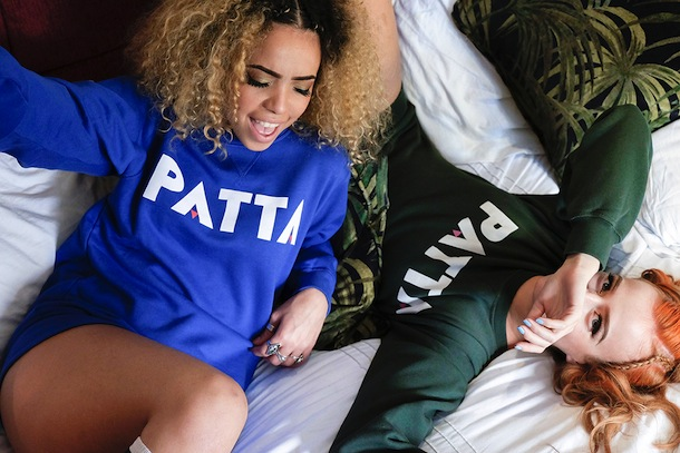 Patta 2014 Fall:Winter #SSS Ladies Collection-6