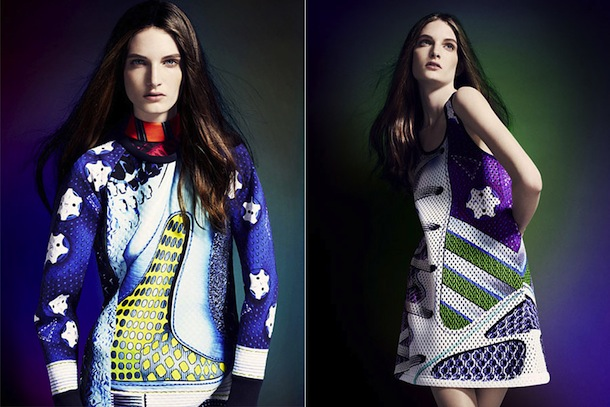 adidas Originals by Mary Katrantzou Autumn Winter 2014-2