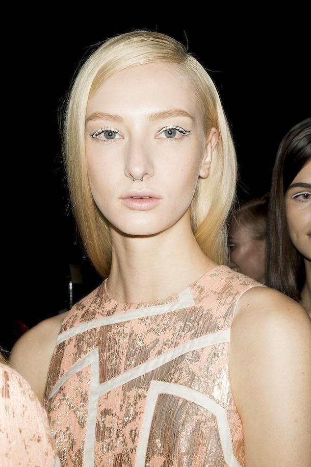 Mikhael Kale SS 2015 Beauty Toronto Fashion Week-6
