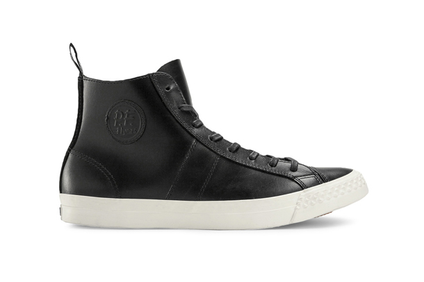 Todd Snyder x PF Flyers Leather Rambler Hi-Top