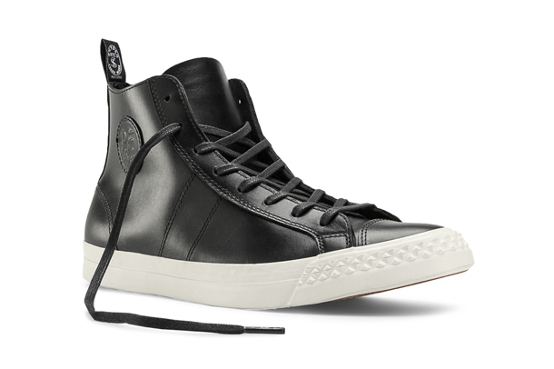649c0196a7f6 Todd Snyder x PF Flyers Leather Rambler Hi-Top