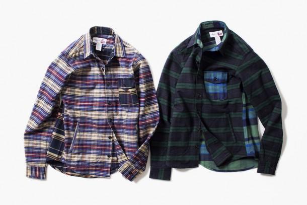 nanamica x johnson woolen mills 4