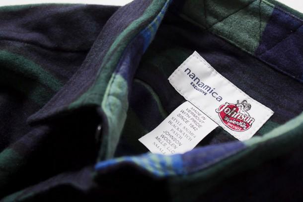 nanamica x johnson woolen mills 5