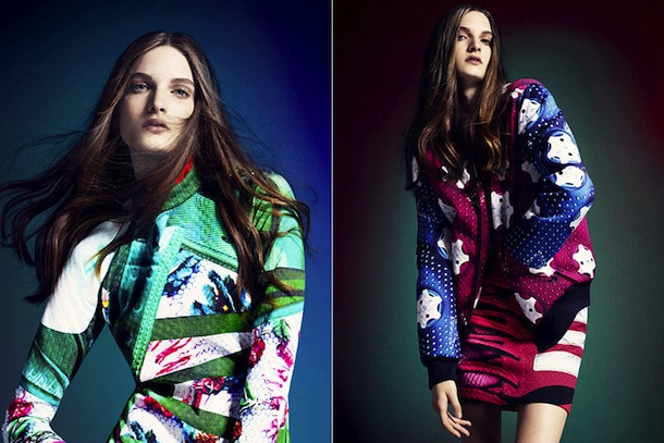 adidas Originals by Mary Katrantzou Autumn Winter 2014-3