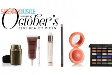 October's Best Beauty Picks 2014
