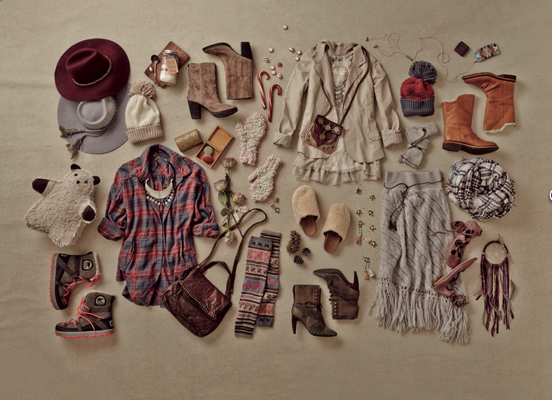 Free People Holiday 2014-2
