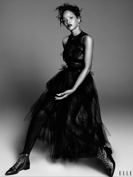 Rihanna for ELLE December 2014-1
