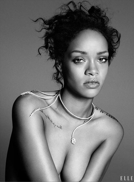 Rihanna for ELLE December 2014-4
