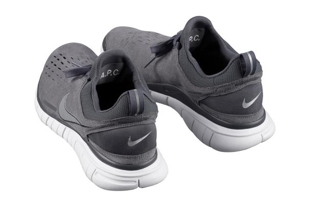 A.P.C. x Nike Fall 2014 Free OG-4