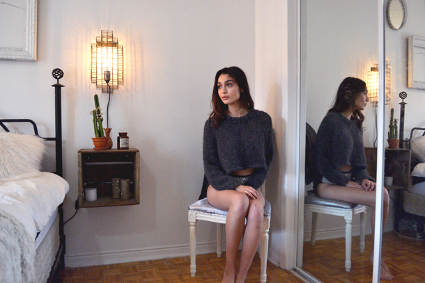 Mary Young Holiday Knits 2014 Aline Sweater