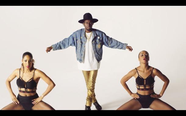 Theophilus London Tribe ft Jesse Boykins III Video