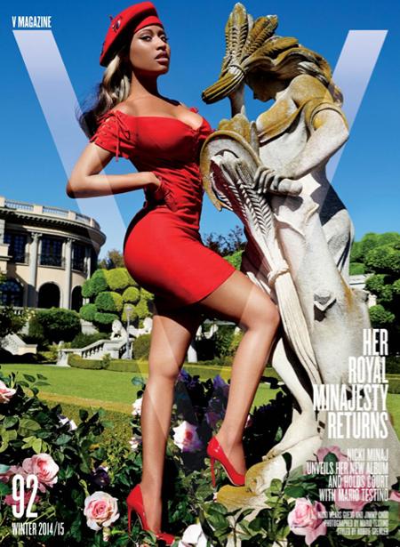 Nicki-Minaj-V-Magazine-2014