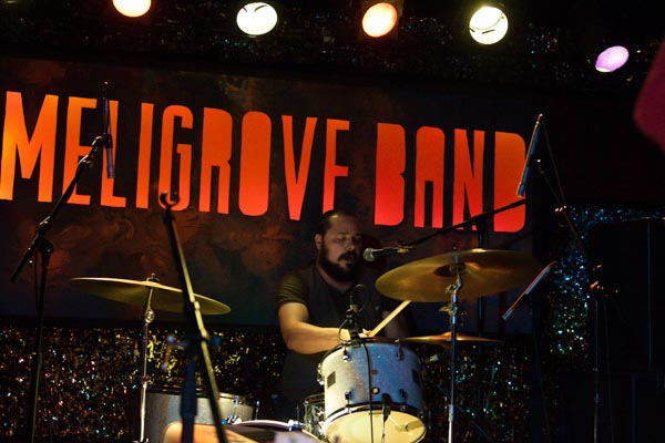 Meligrove Band The Meligrove Band Let It Grow