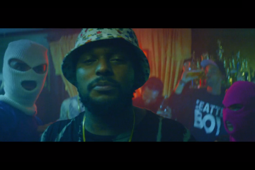 Schoolboy Q Hell of a night music video