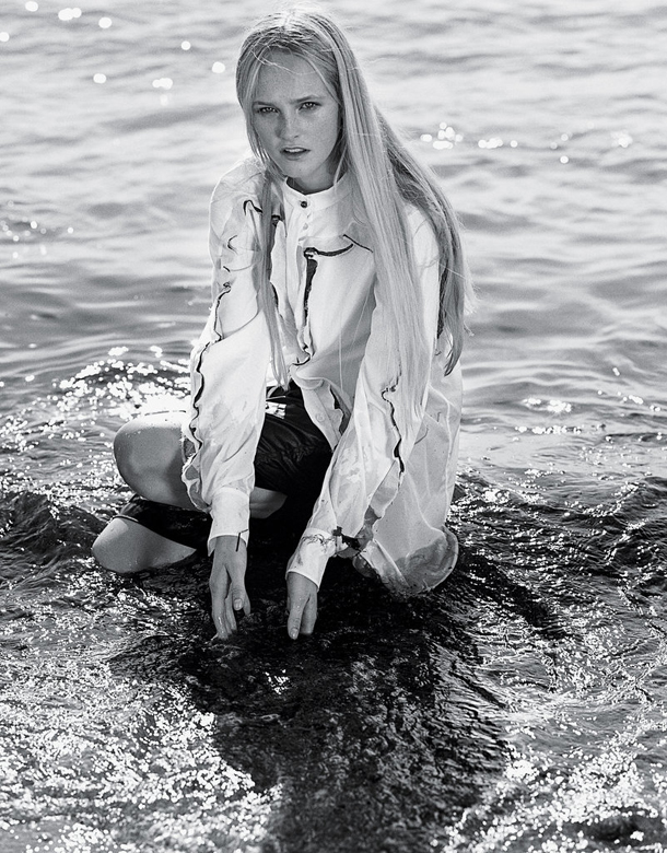 Brooklyn Beckham Jean Campbell Shores of Montauk for T Magazine 12