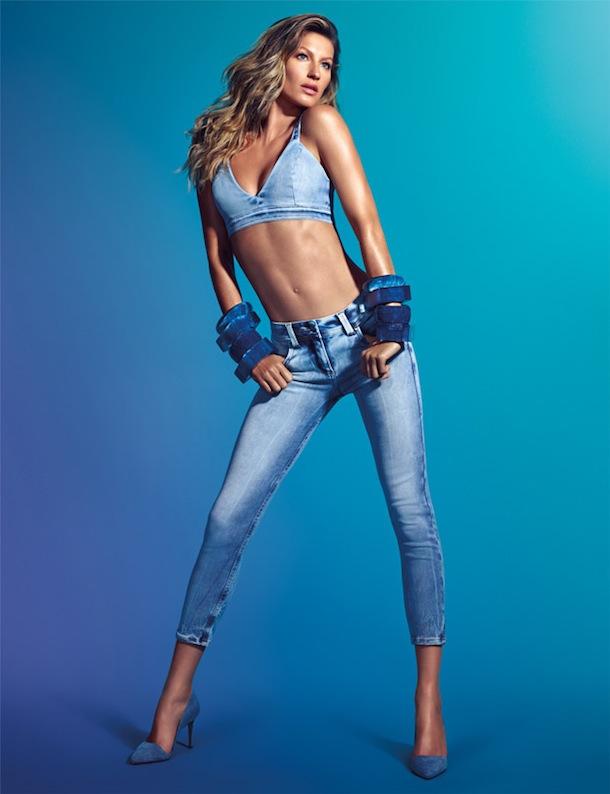 Gisele Bundchen for Colcci Power Skinny Jeans-2