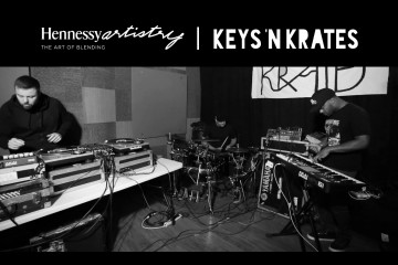Hennessy Artistry presents Just Blaze Keys N Krates Toronto