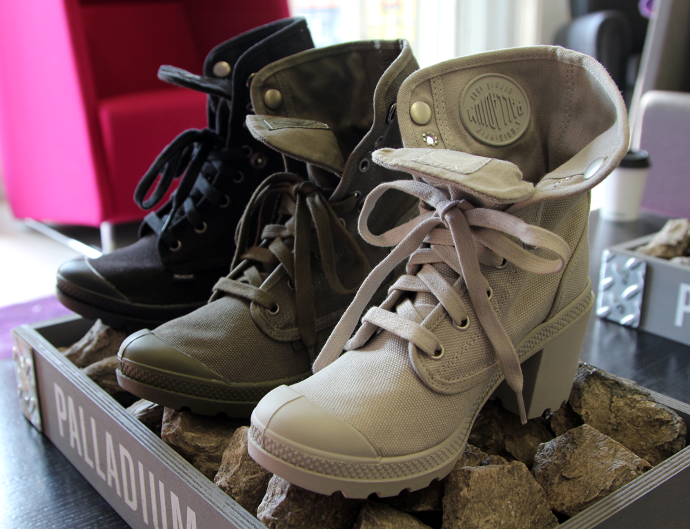 Palladium Spring Summer 2015 Preview