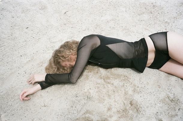 Petra Collins for Lonely Swim 2014-5