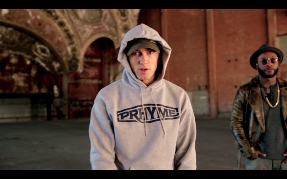 Eminem Slaughterhouse Yelawolf Shady CXVPHER 19 Minute Freestyle