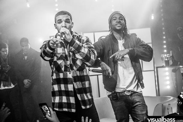 Party Next Door Drake Mod Club Toronto-4