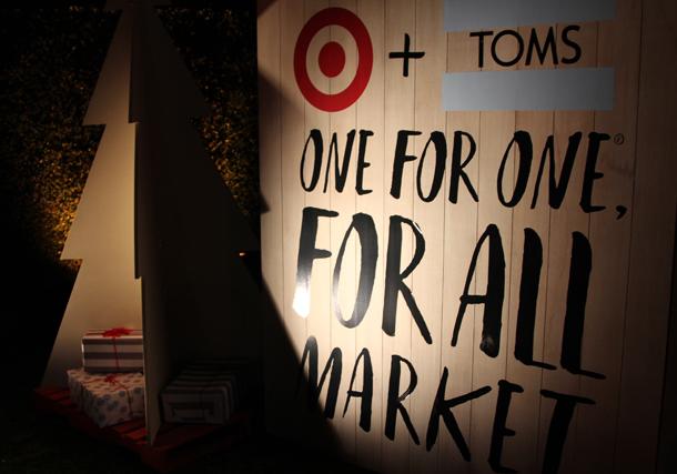 TOMS for Target Event LA-15