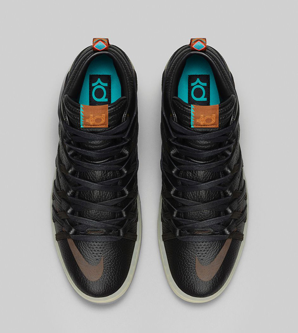 Nike KD 7 Lifestyle Business In Black 2