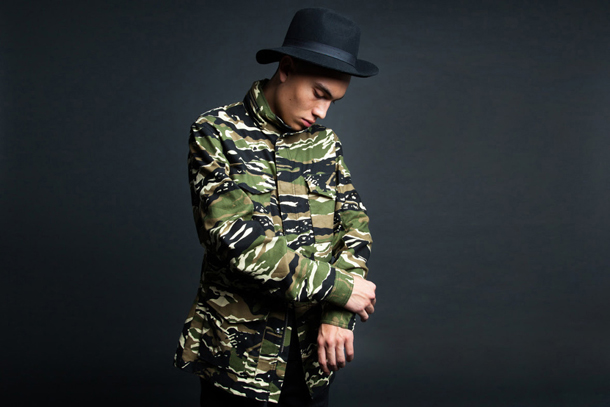 Black Scale Winter 2014 Lookbook 5