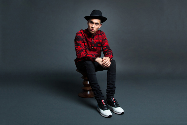 Black Scale Winter 2014 Lookbook 9