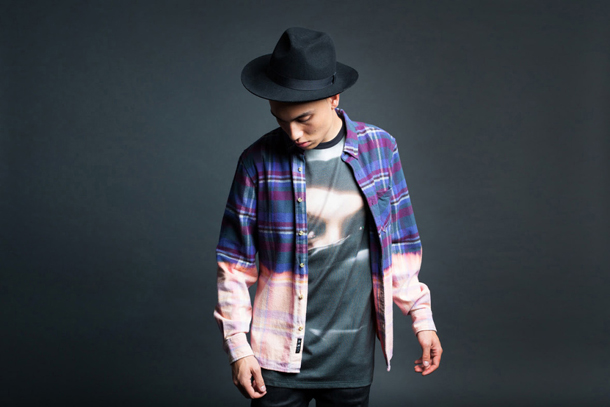 Black Scale Winter 2014 Lookbook
