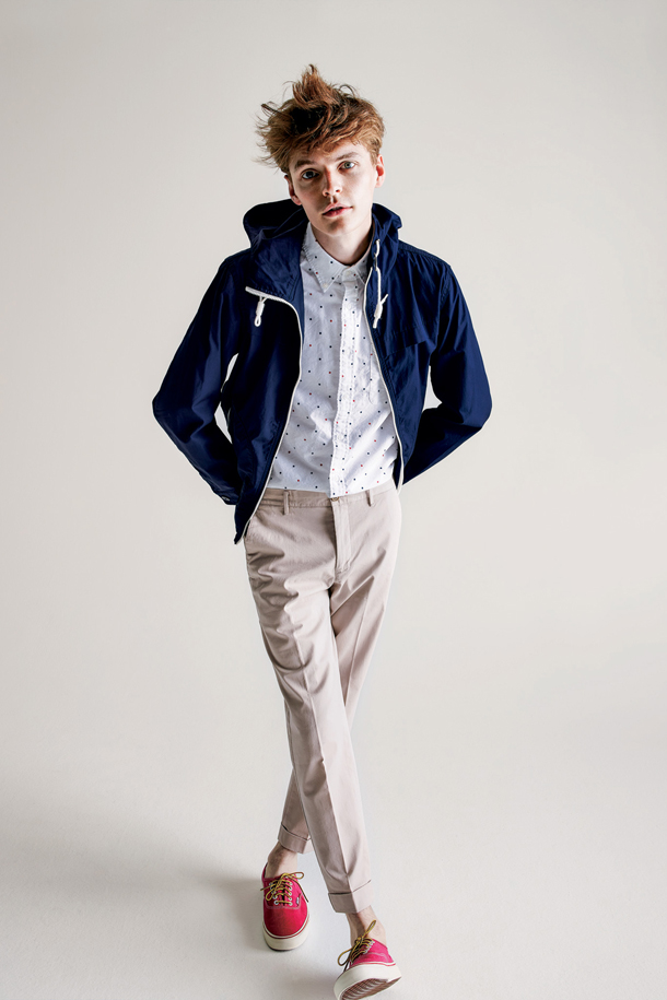 Uniqlo Spring Summer 2015 Lookbook 5