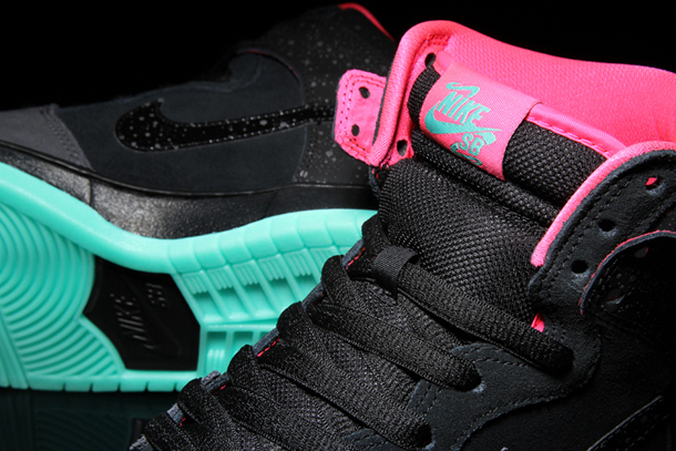 Nike SB X Premier Northern Lights Dunk High 3