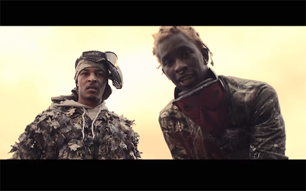 T.I. Feat. Young Thug We Want War