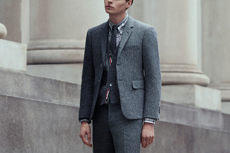 fa1658ed8bf Thom Browne for MR PORTER 2014 Capsule Collection-3