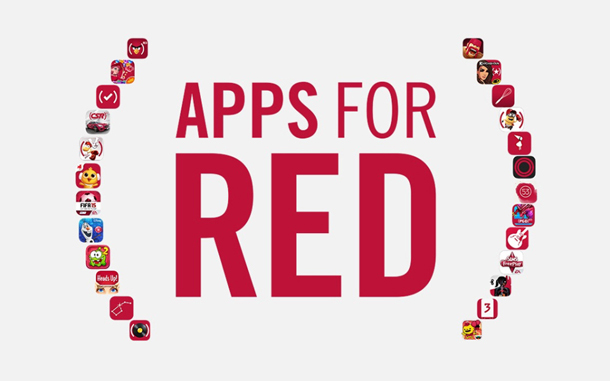 Apple World AIDS Day 2014 Campaign for RED