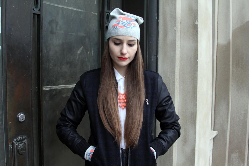Hawley Dunbar Street Style November 2014