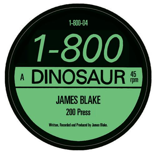 James Blake 200 Press Edit