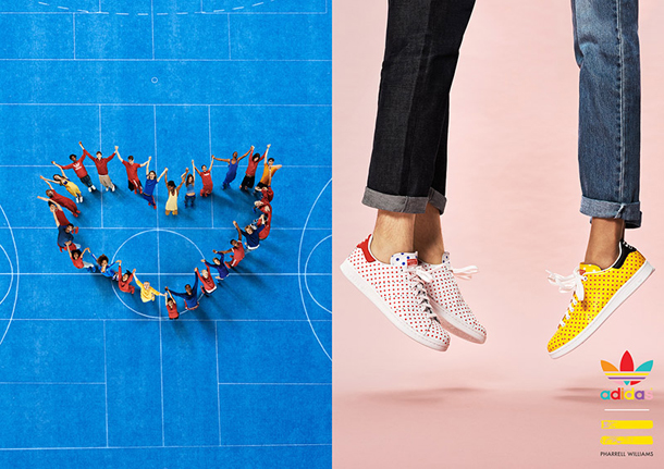 adidas Originals PHARRELL WILLIAMS Polka Dot Pack-2