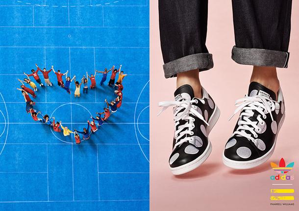adidas Originals PHARRELL WILLIAMS Polka Dot Pack-4