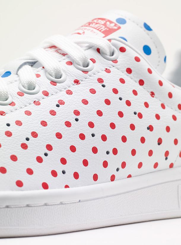 adidas Originals PHARRELL WILLIAMS Polka Dot Pack shoes 10
