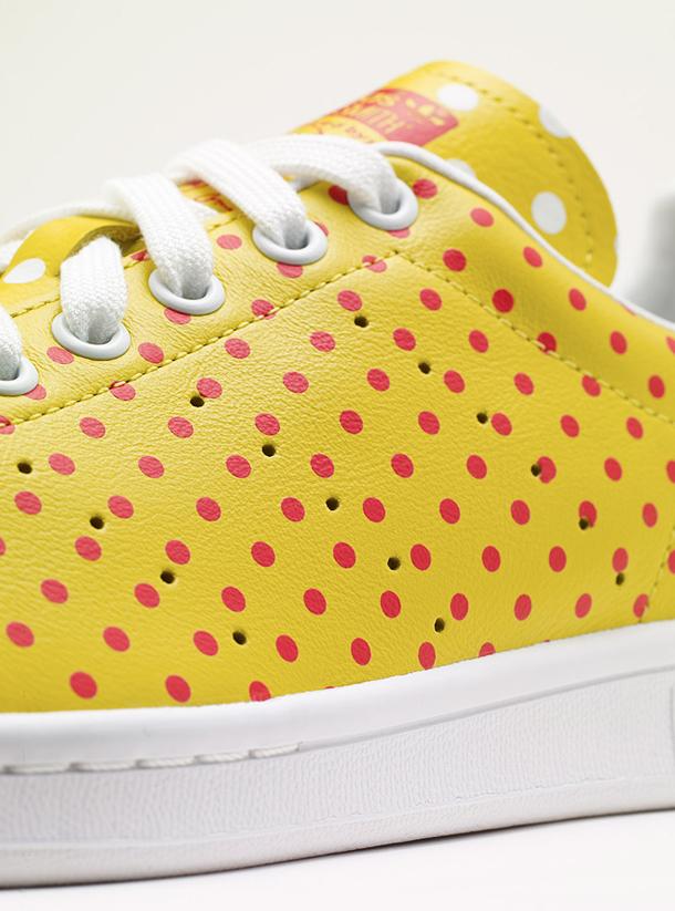 adidas Originals PHARRELL WILLIAMS Polka Dot Pack shoes 12