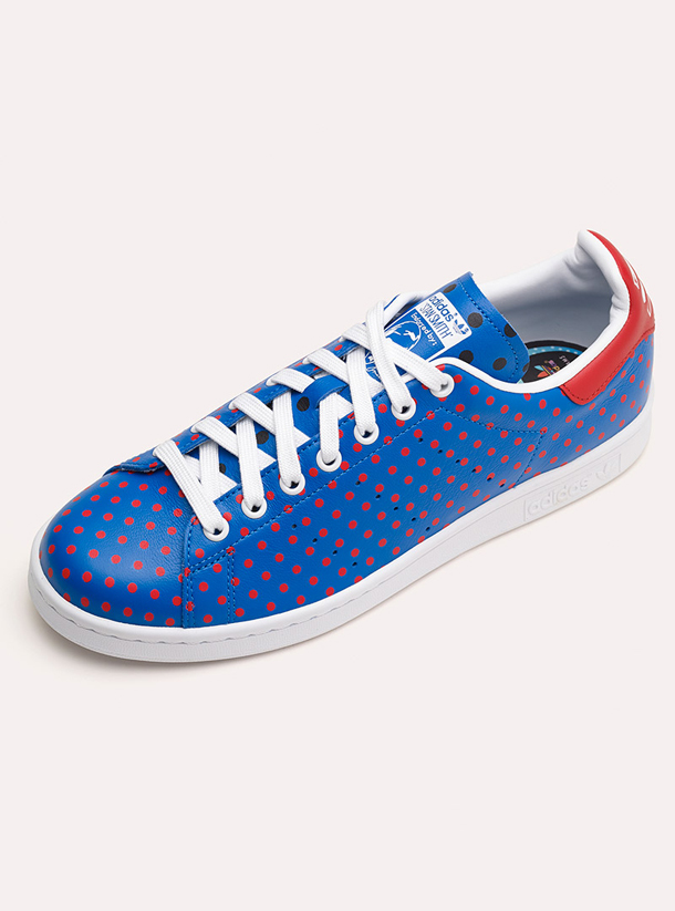 adidas Originals PHARRELL WILLIAMS Polka Dot Pack shoes 7