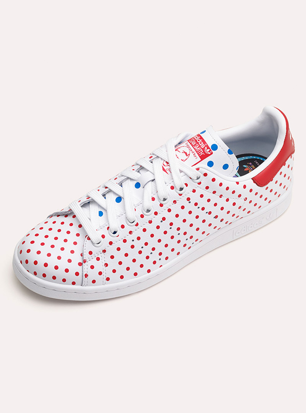 adidas Originals PHARRELL WILLIAMS Polka Dot Pack shoes 9