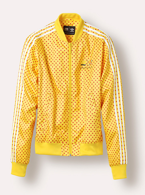 adidas Originals PHARRELL WILLIAMS Polka Dot Pack yellow