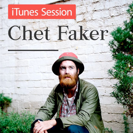 Chet Faker iTunes Session