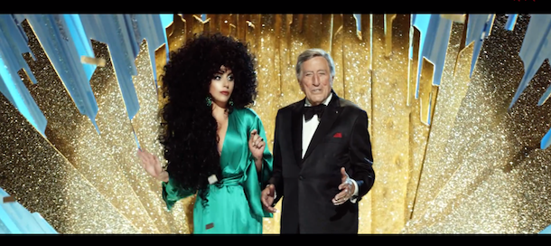 Lady Gaga & Tony Bennett for H&M Magical Holidays