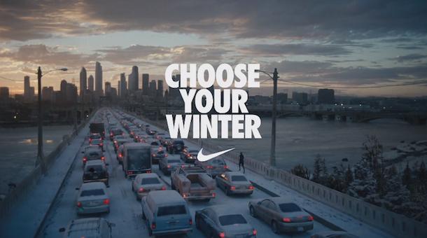 Nike ChooseYourWinter