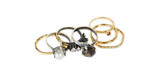 IOSSELLIANI Ring Set